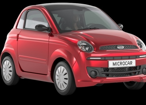 Microcar DUE 3 Dynamic - PRODÁNO